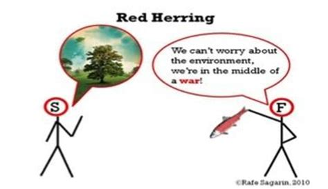 Red herring meaning in critical thinking